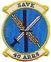40th Aerospace Rescue and Recovery Squadron