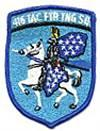 416th Tactical Fighter Training Squadron - Silver Knights
