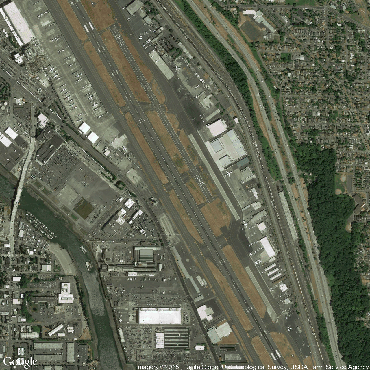 Boeing Field/king County Intl
