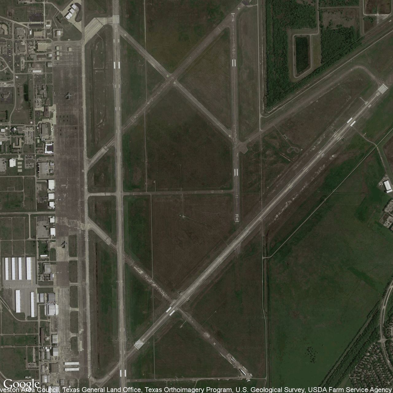 Ellington Field