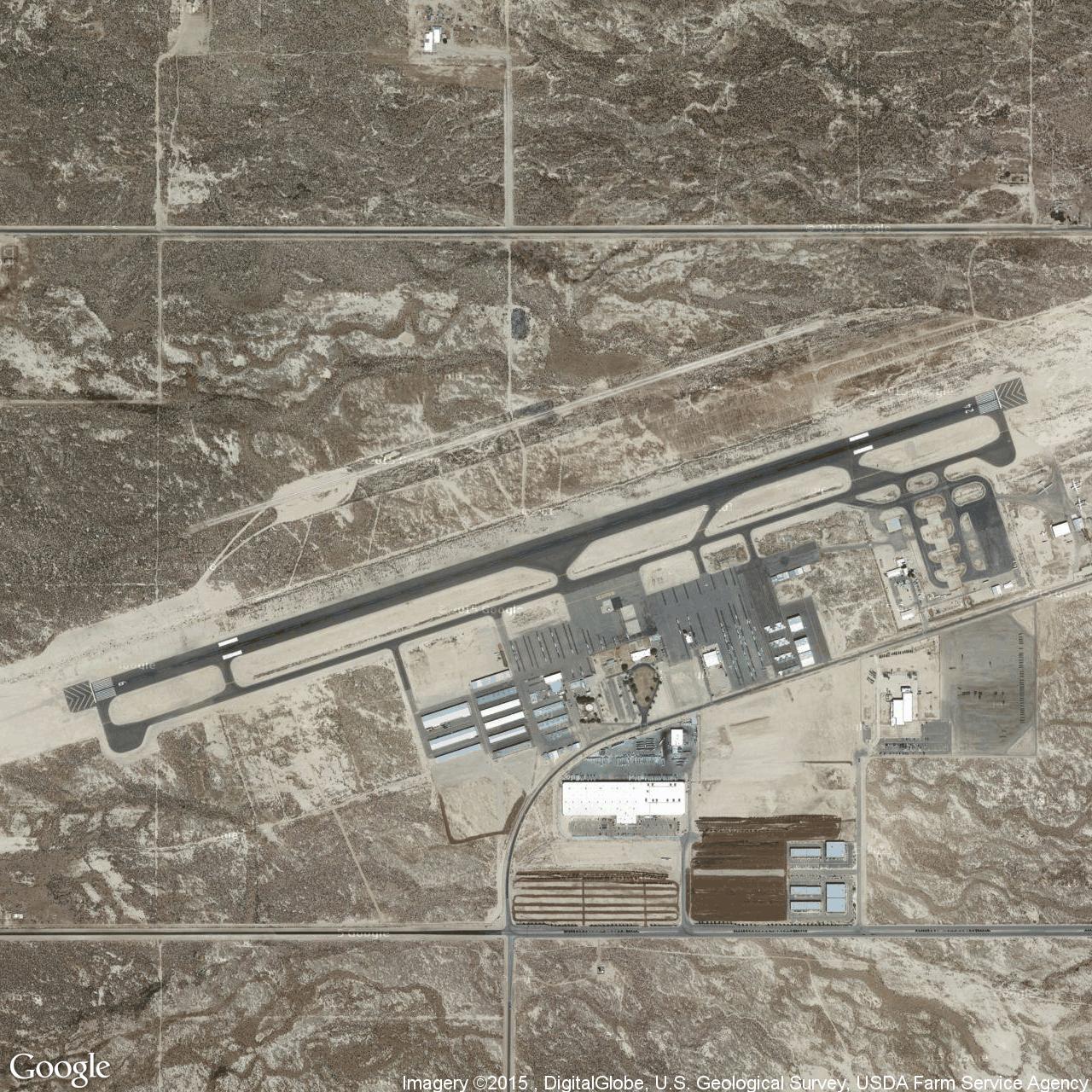 General Wm J Fox Airfield