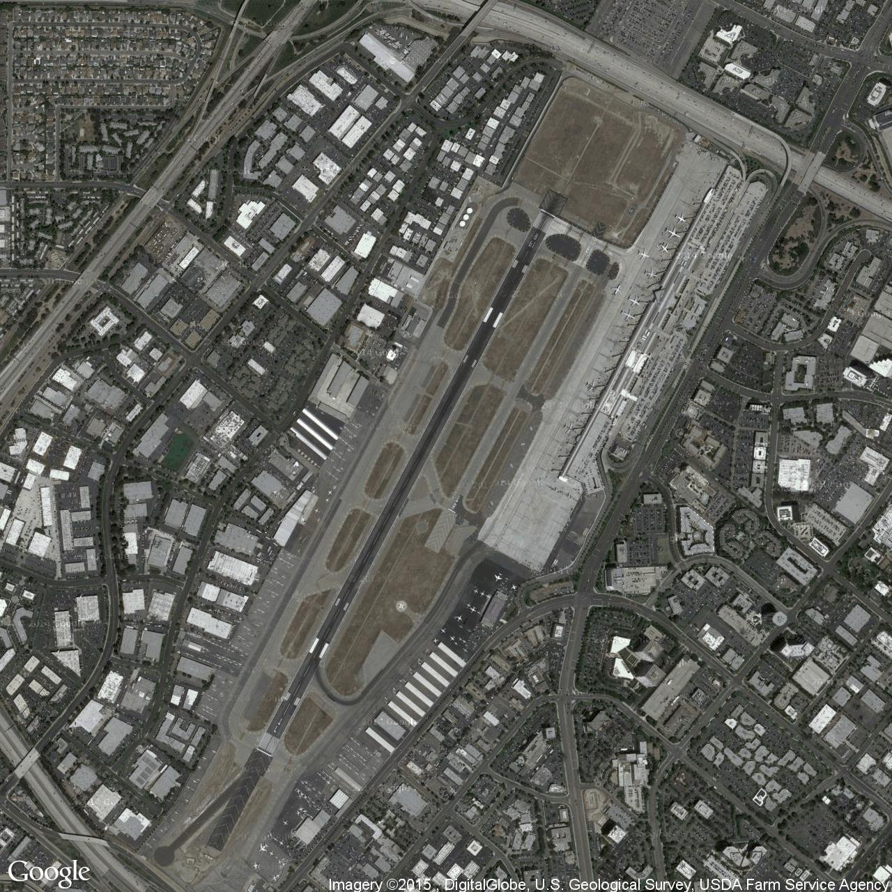 John Wayne Airport-orange County