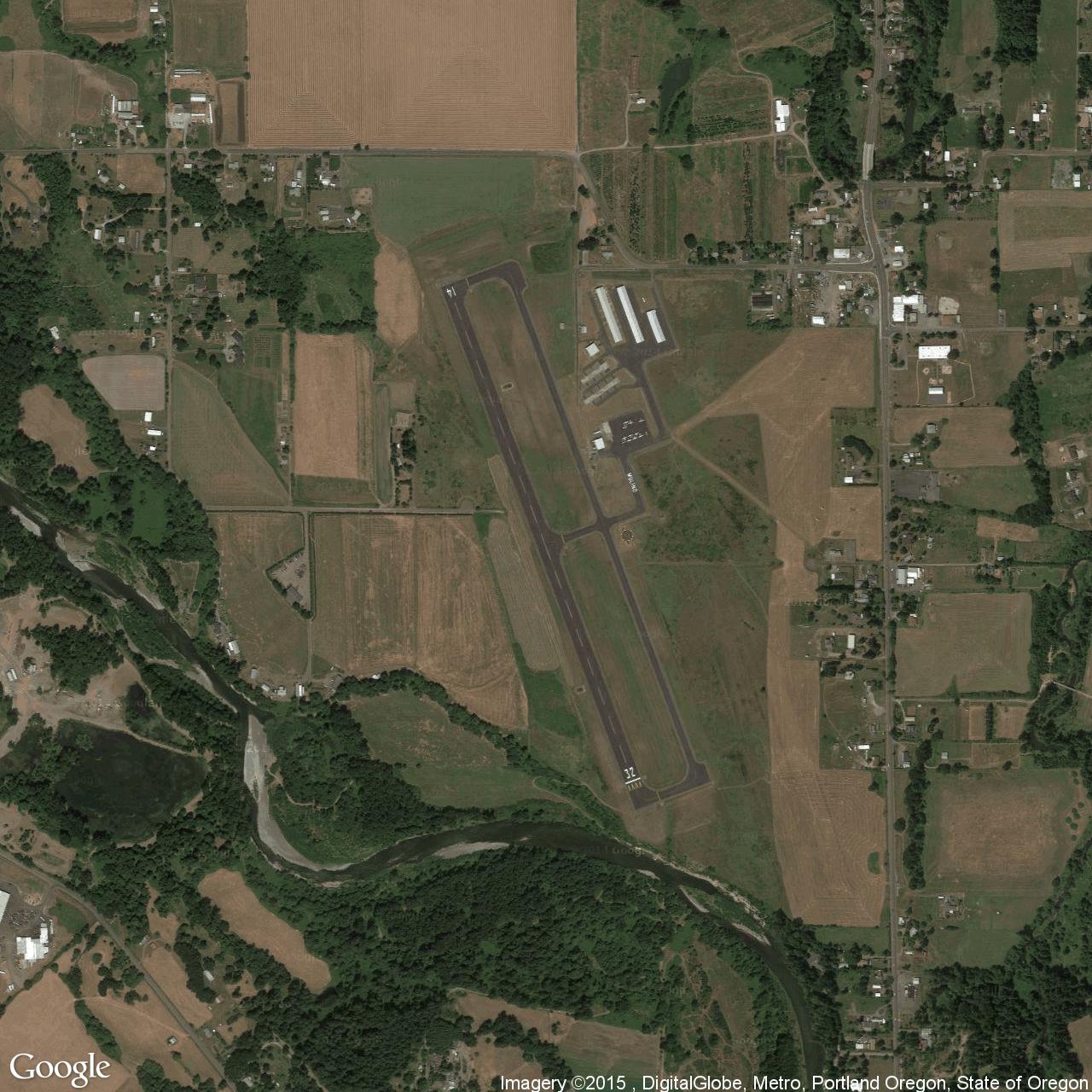 Portlandtroutdale TTD Oregon Private Jet Charters  Stratos Jets