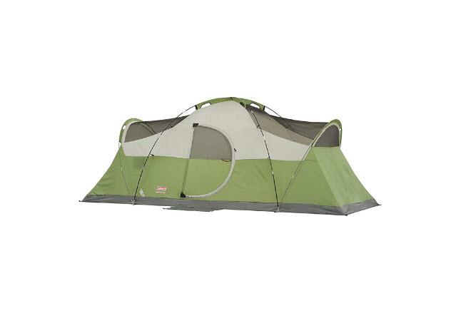 Coleman 8 Person Tent Elite Montana 8 Person Instant Tent