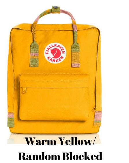 Fjallraven: Kanken Backpack Classic (100% Authentic)