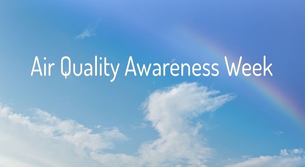 Air Quality Awareness Week 2016