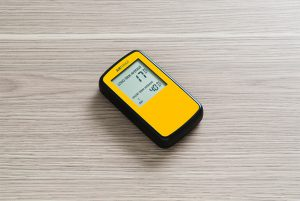 radon monitor plus 2