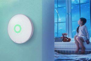 Smart Air Quality Detector