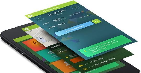 WP 8 App Development