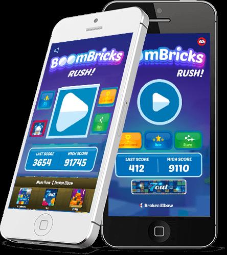 iPhone App Development boombricks