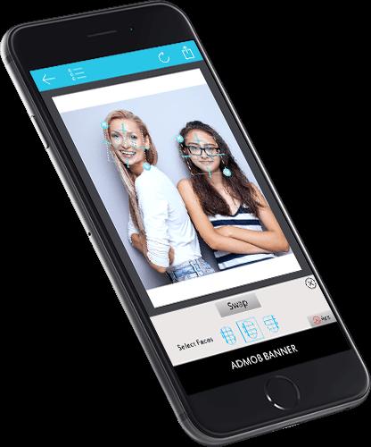 FACE SWAP APP iphone app development