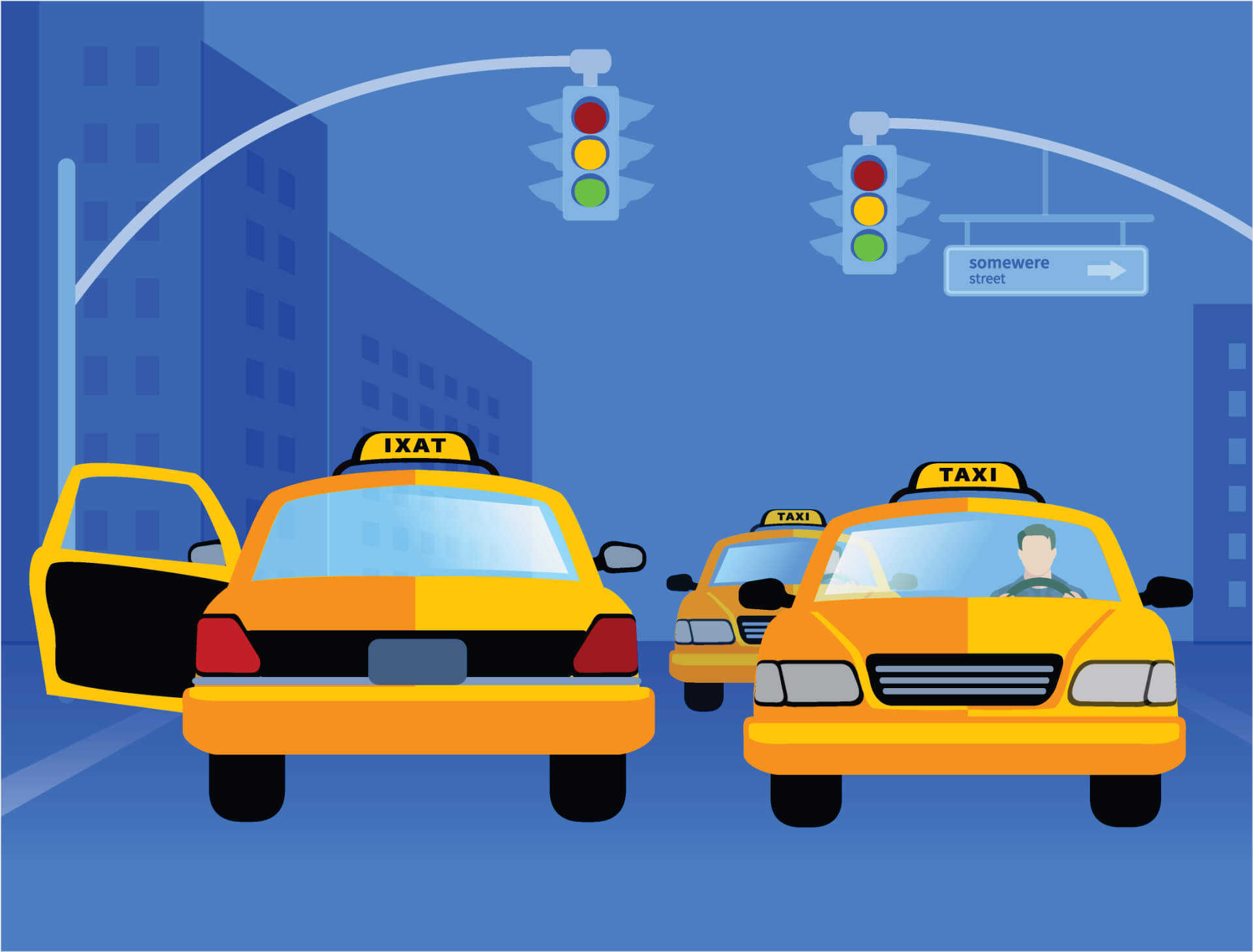 Cab Booking Software