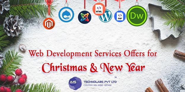 Web Christmas Banner