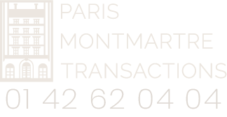 PARIS MONTMARTRE TRANSACTIONS