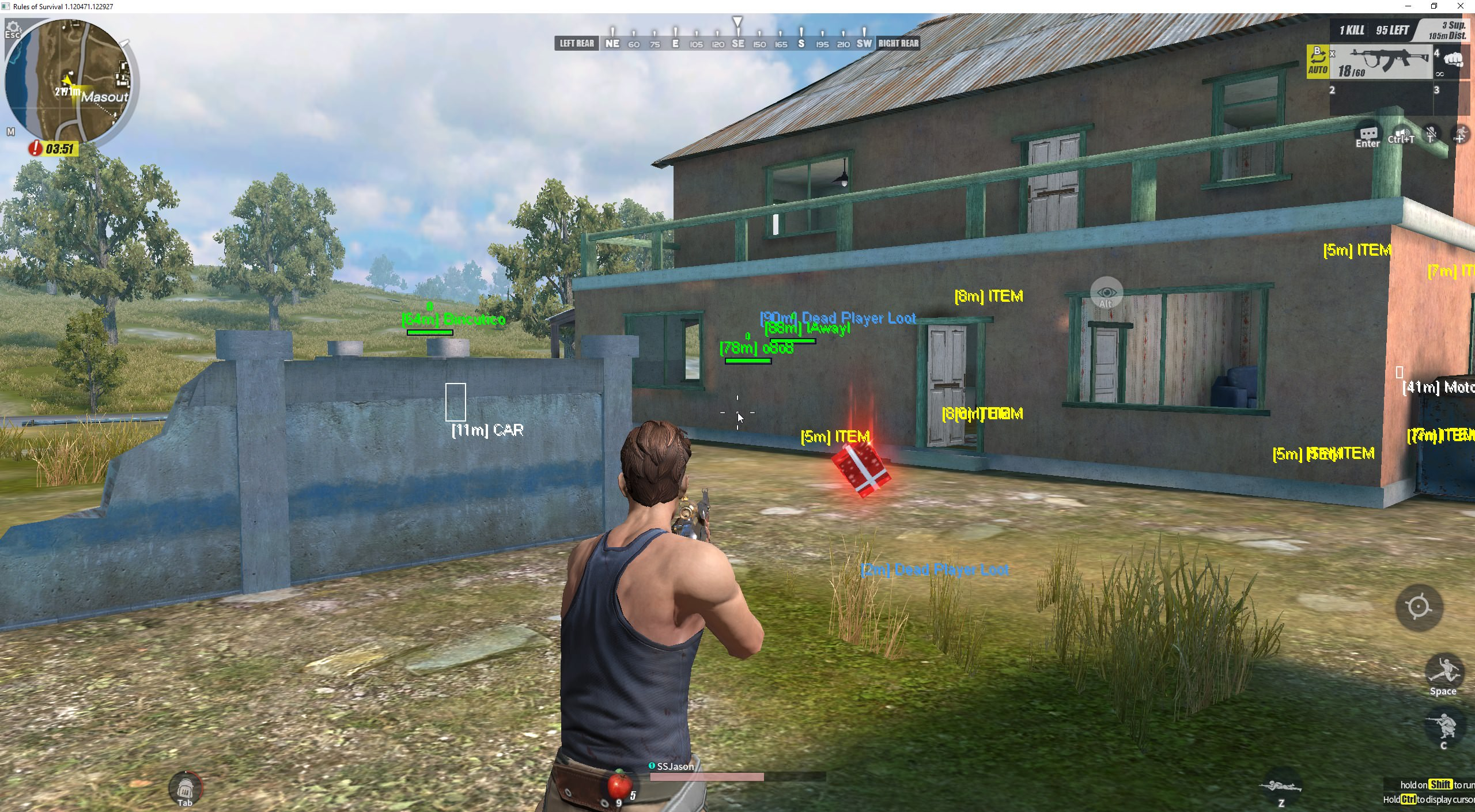 rules of survival thailand