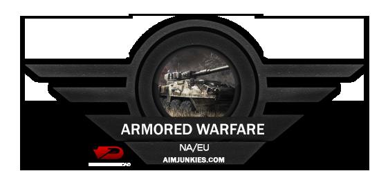 Armored Warfare - 1 Aylık
