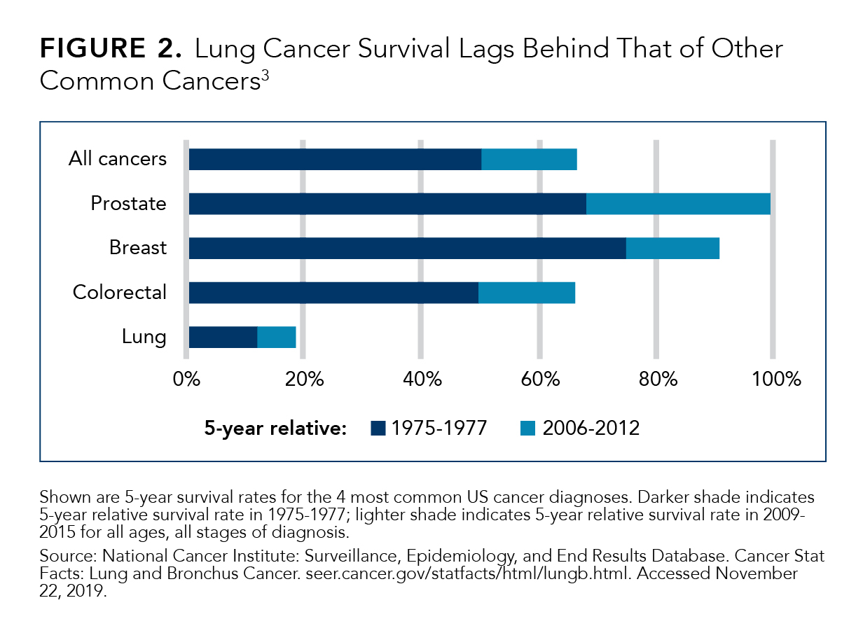 Biology of lung cancer - diagnosis and treatment