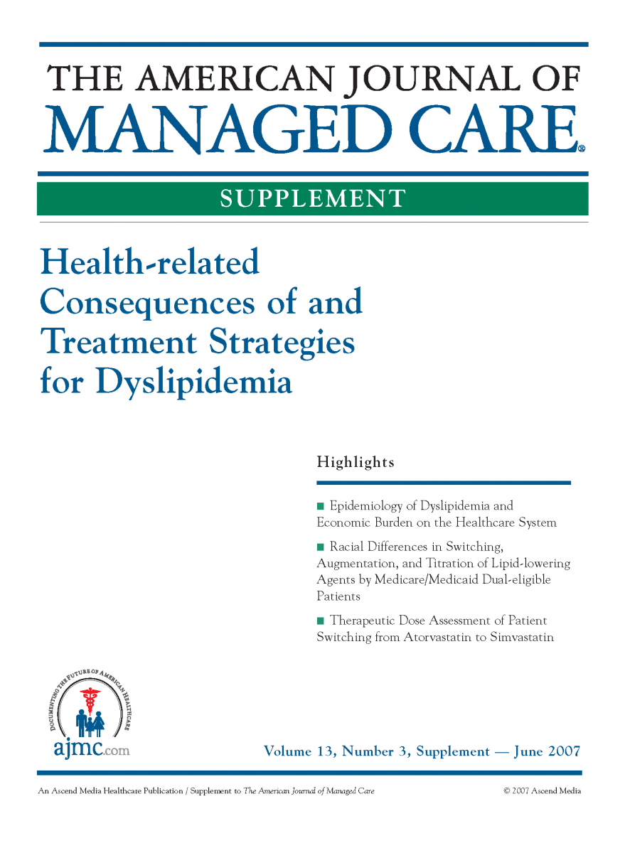 Health-related Consequences of and Treatment Strategies for Dyslipidemia