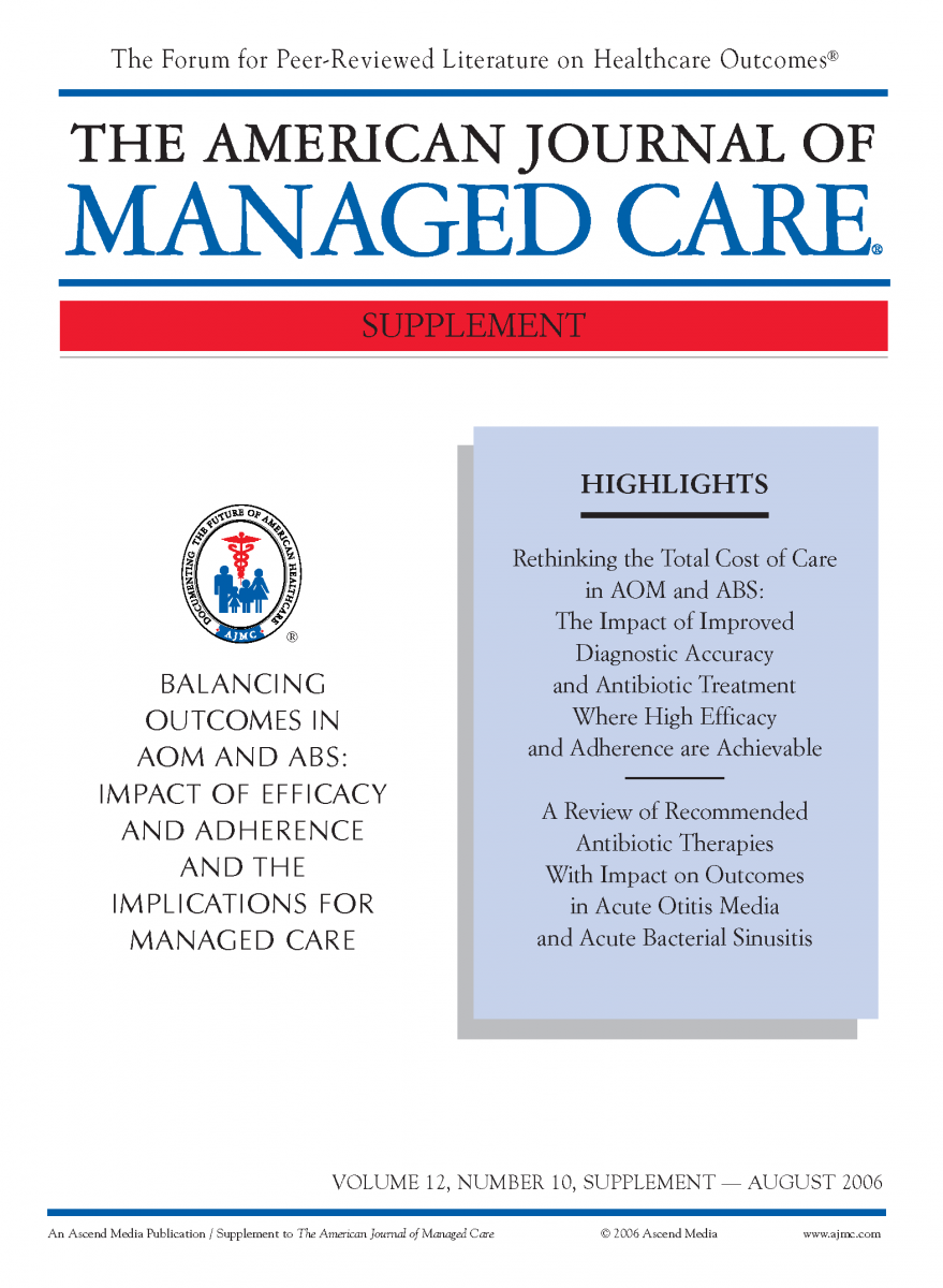 Balancing Outcomes in AOM and ABS: Impact of Efficacy and Adherence and the Implications for Managed Care