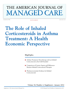 The Role of Inhaled Corticosteroids in Asthma Treatment: A Health Economic Perspective