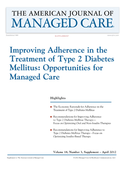 Improving Adherence in the Treatment of Type 2 Diabetes Mellitus: Opportunities for Managed Care