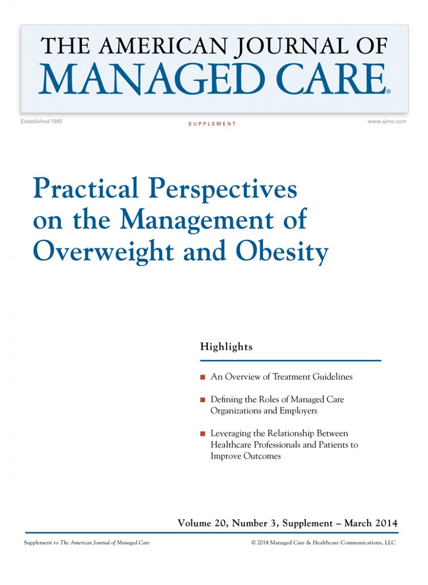 Practical Perspectives on the Management of Overweight and Obesity