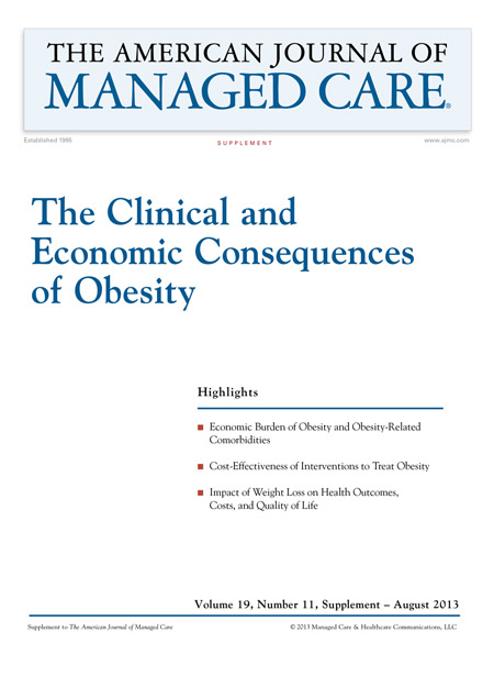 The Clinical and Economic Consequences of Obesity