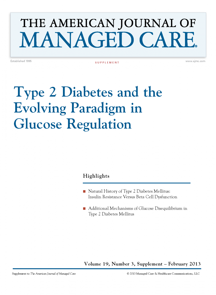 Type 2 Diabetes and the Evolving Paradigm in Glucose Regulation