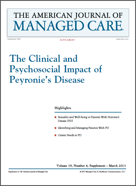 The Clinical and Psychosocial Impact of Peyronie's Disease
