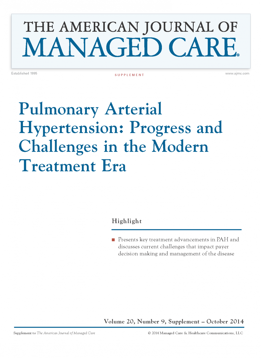 Supplement | Pulmonary Arterial Hypertension: Progress and Challenges in the Modern Treatment Era