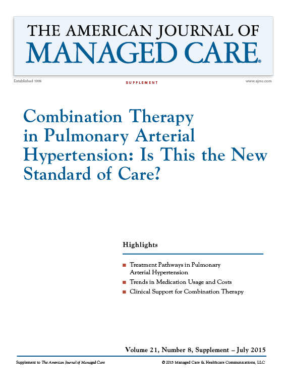 Supplement | Combination Therapy in Pulmonary Arterial Hypertension: Is This the New Standard of Care?
