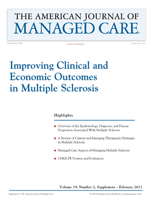 Improving Clinical and Economic Outcomes in Multiple Sclerosis [CME/CPE]