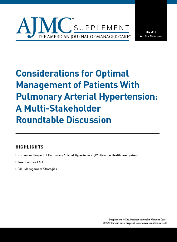 Considerations for Optimal Management of Patients With Pulmonary Arterial Hypertension: A Multi-Stakeholder Roundtable Discussion