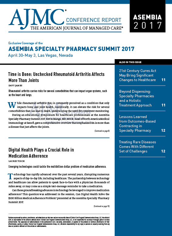 Exclusive Coverage of the ASEMBIA SPECIALTY PHARMACY SUMMIT 2017
