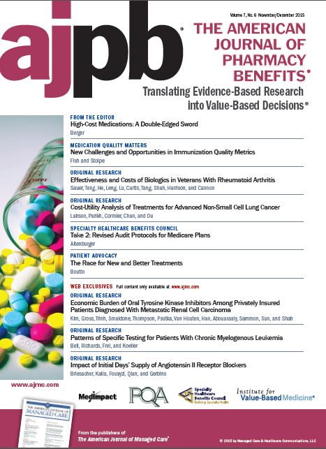 The American Journal of Pharmacy Benefits