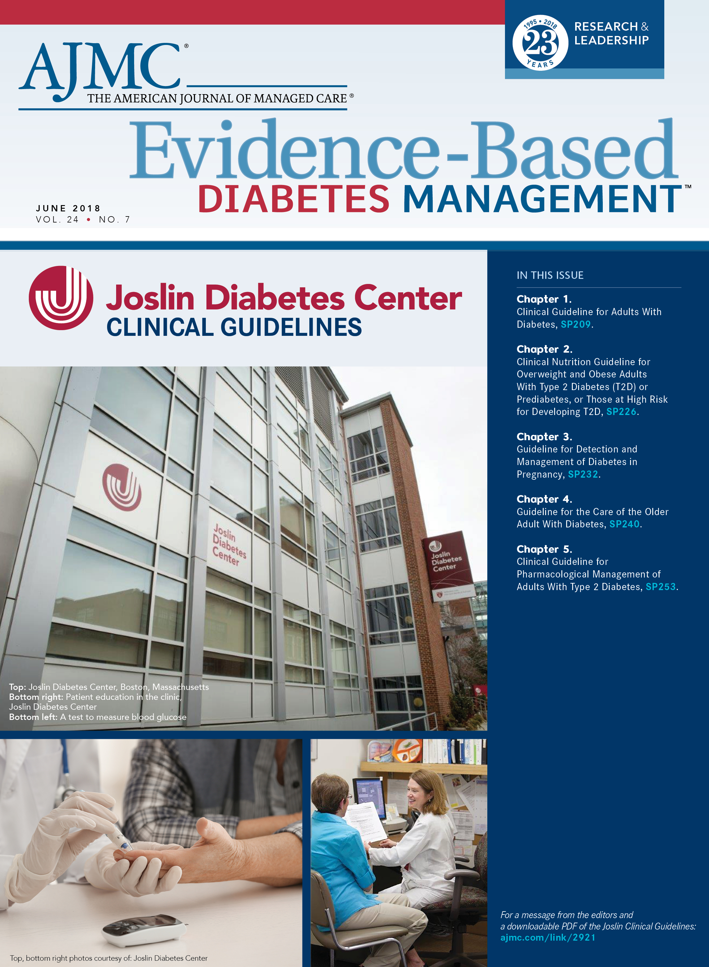 Evidence-Based Diabetes Management