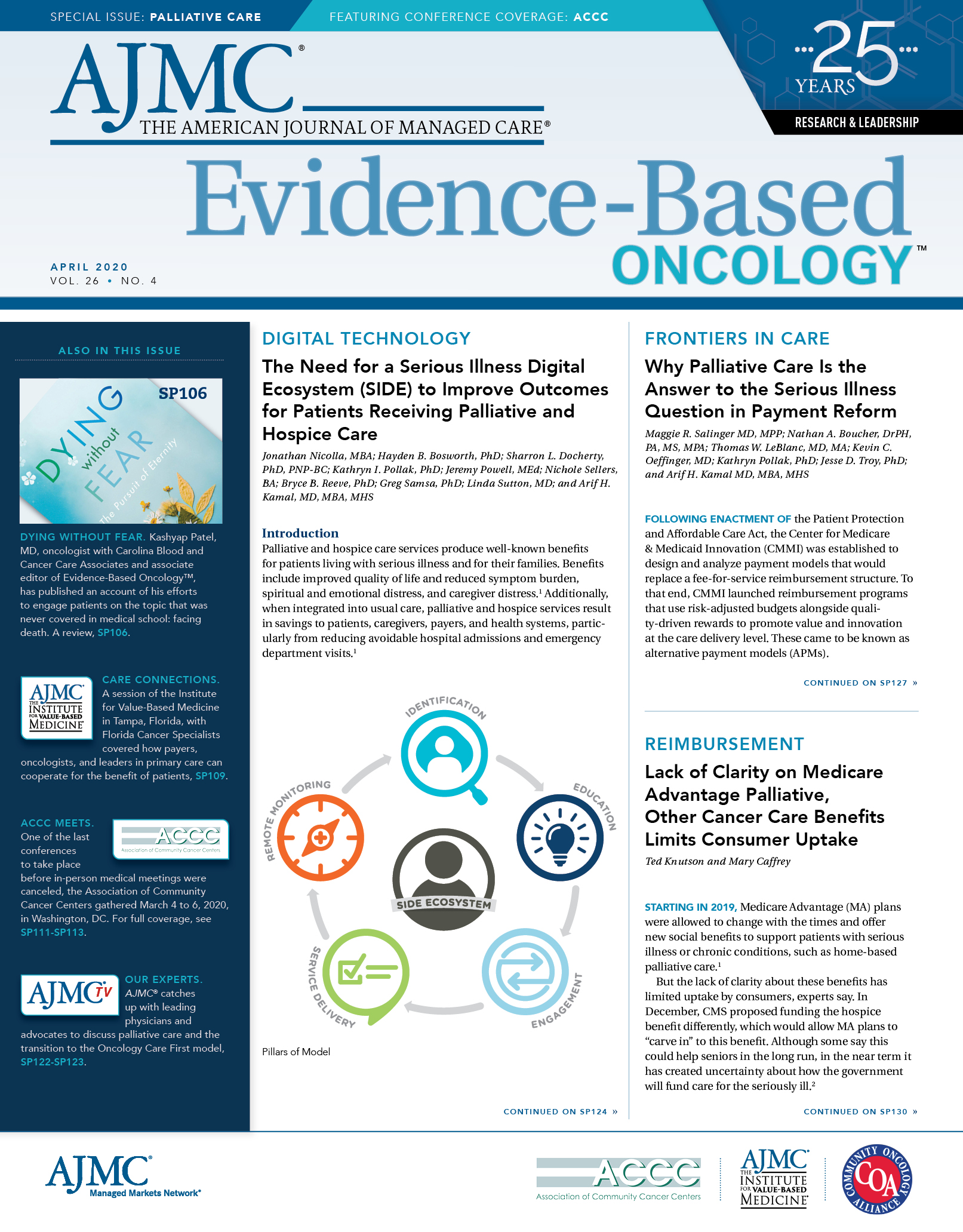 Cover of Evidence-Based Oncology