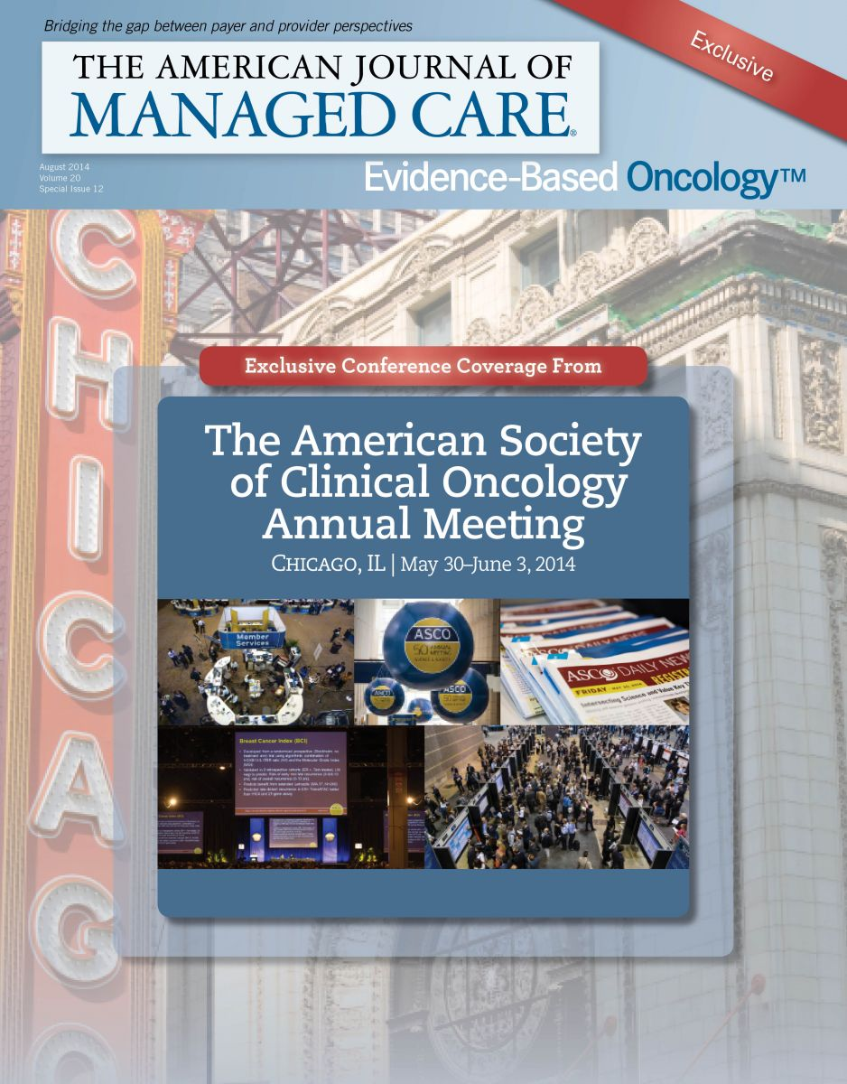 The American Society of Clinical Oncology Annual Meeting, 2014