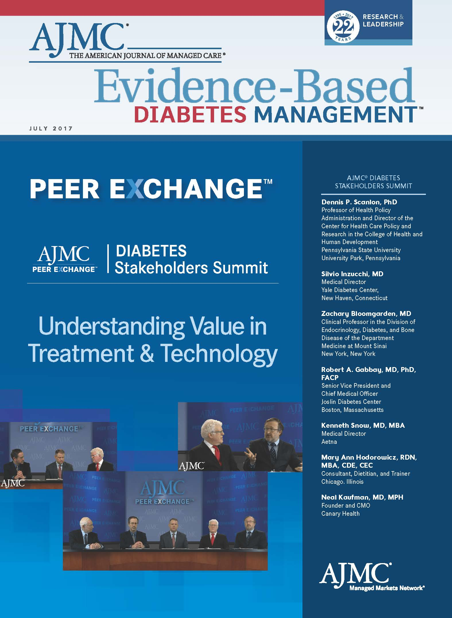 Peer Exchange: Diabetes Stakeholders Summit