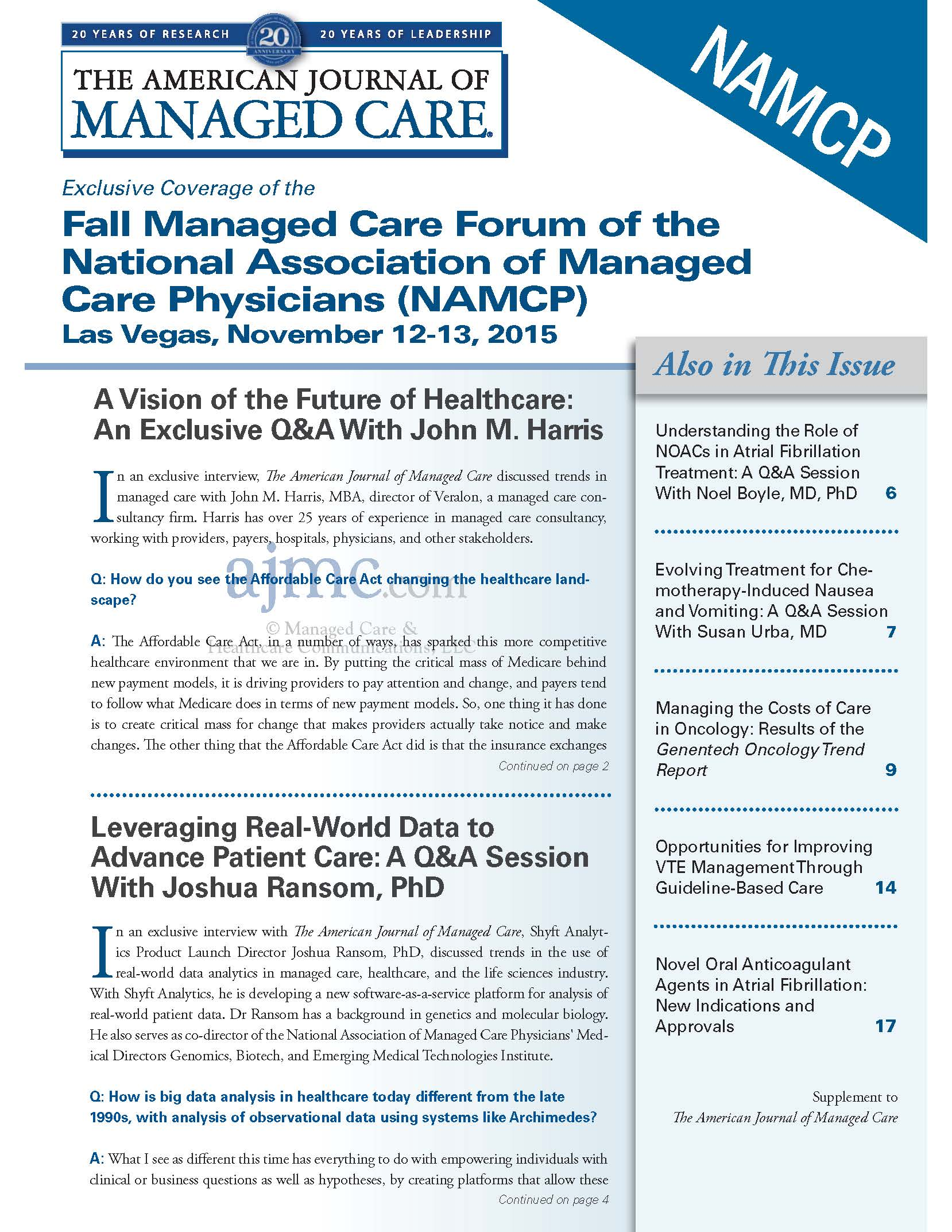 health care management review author guidelines