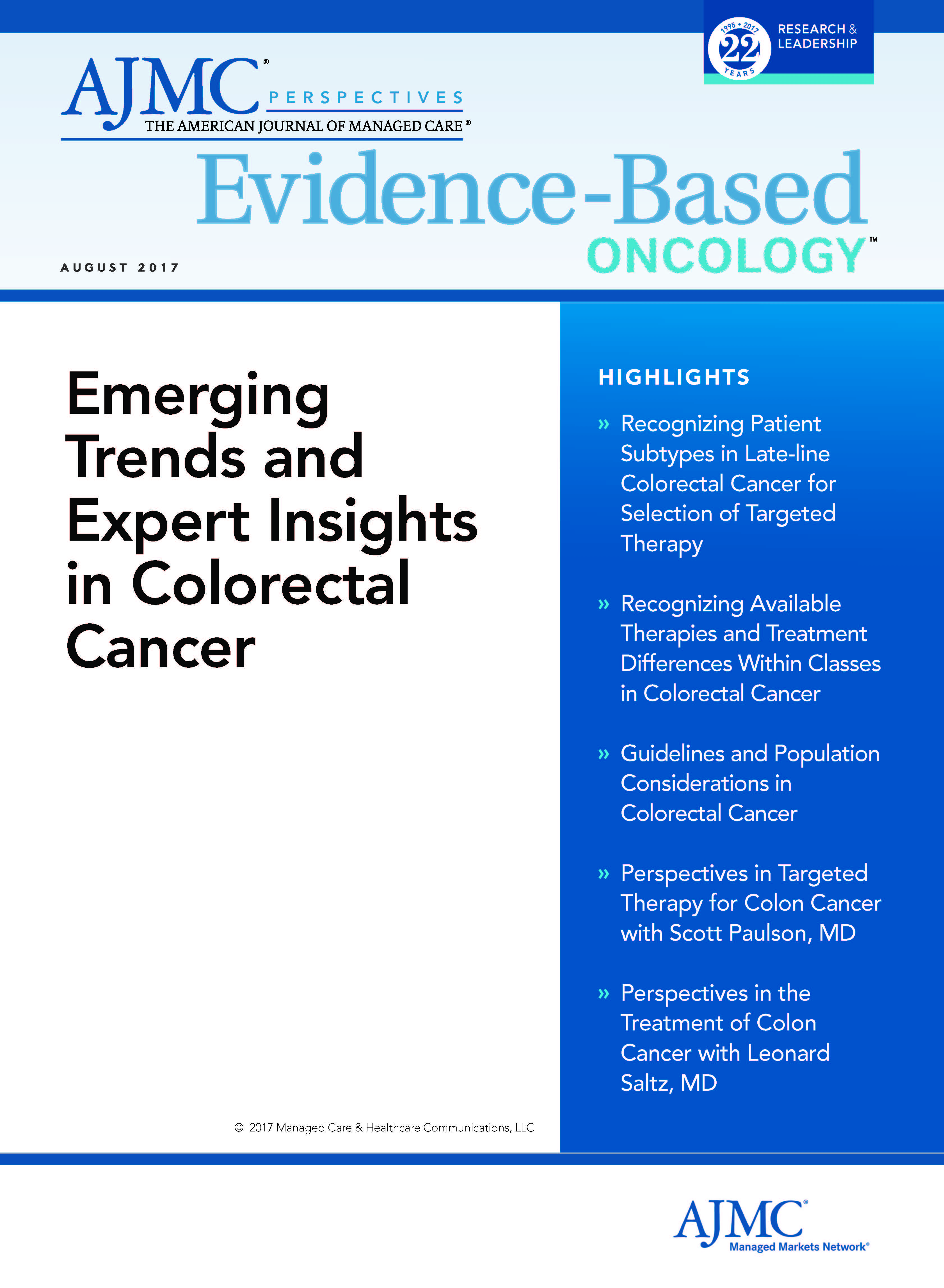 Emerging Trends and Expert Insights in Colorectal Cancer