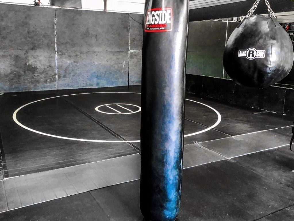 Gym grappling floor mat
