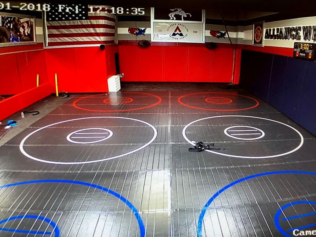 Mixed Martial Arts Gym Mats