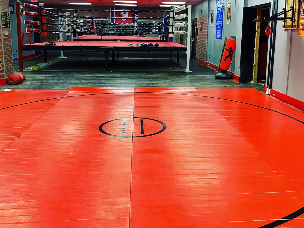 Professional MMA Gym Mats