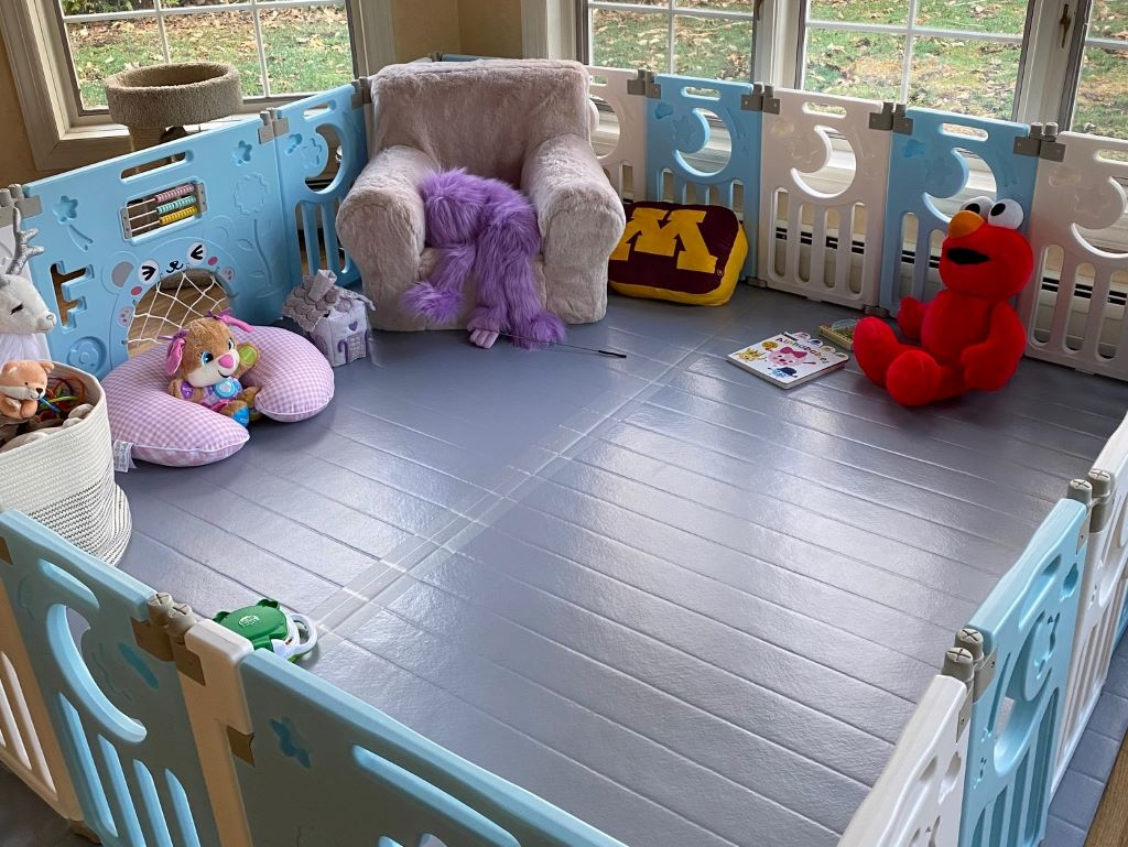 Home Playroom Floor Mat