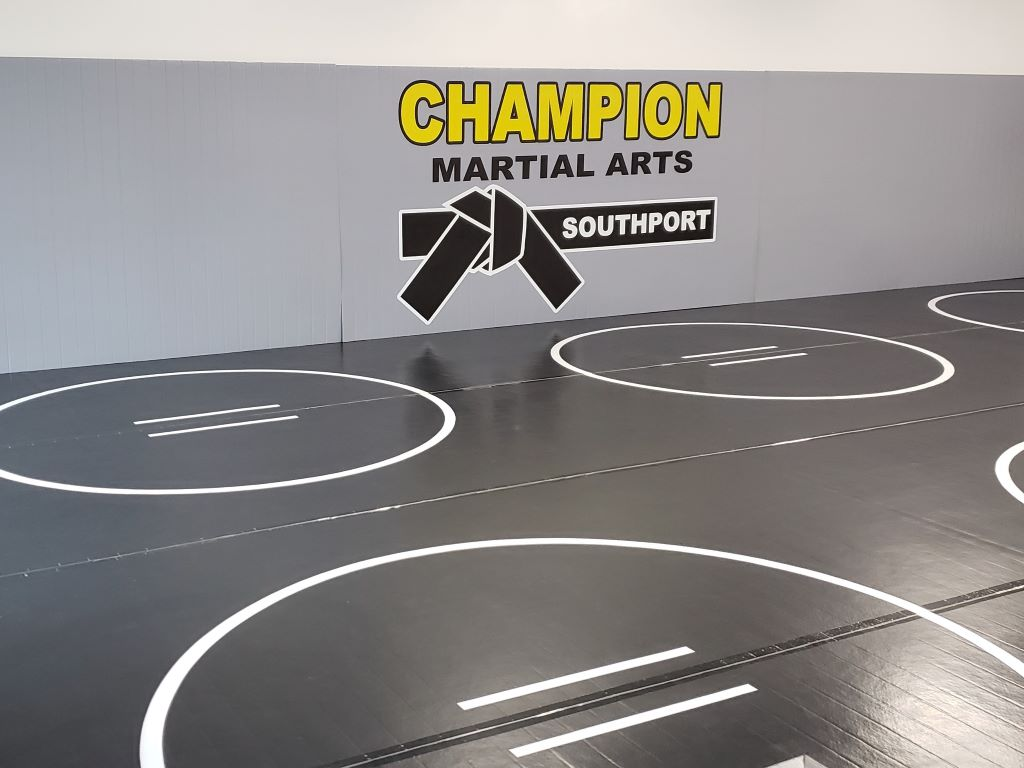 MMA Gym Wall Mats