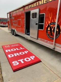 Fire Station mats