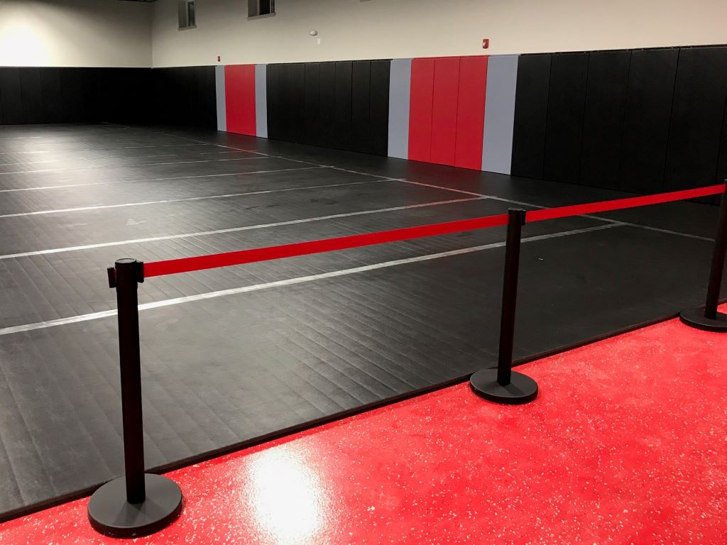 wrestling wall safety panels