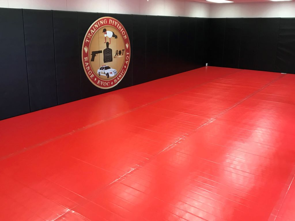 Police tactical training mats