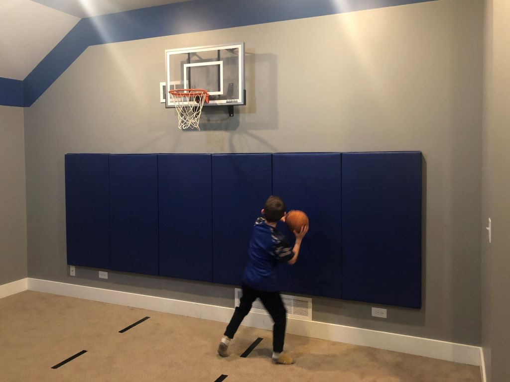 Home basektball Wall Safety Pads